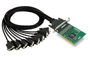 ComPort2Keyboard by Lanmisoft with moxa pci card